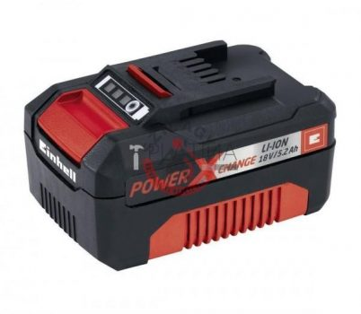 Power-X-Charger 18V 5,2 Ah