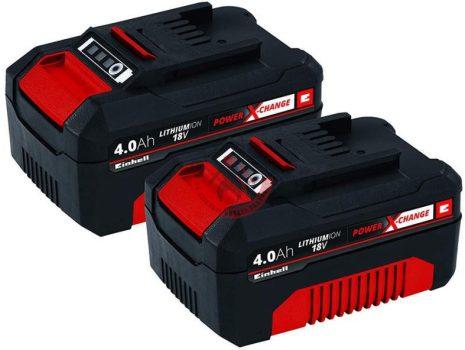 PXC Twinpack 4,0 Ah akkumlátor