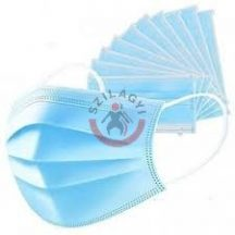 Háromrétegű védőmaszk (orvosi maszk)