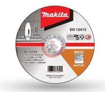 Makita B-12239 125x1,0 vágótárcsa