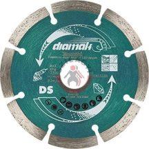 125mm gyémánttárcsa DIAMAK szegmentált