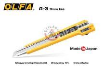 9 mm-es standard kés / sniccer