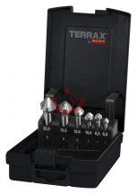Terrax A102152RO Kúpsüllyesztő klt 6r