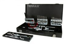 Terrax A245030 Menetfúró-metsző készlet 44 részes