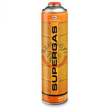 Töltőpalack KEMPER 575, 600 ml, 330 g, Propán-Bután