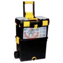 Strend Pro 239094 Szerszámos láda műanyag 45x26x62 cm
