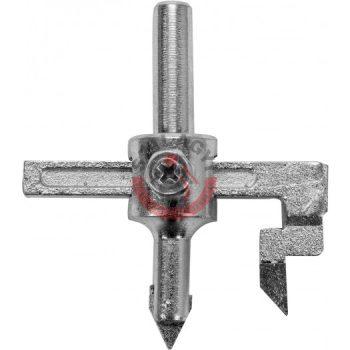 Lyukkivágó csempéhez 20-90mm