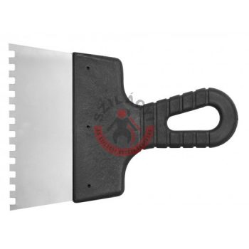 Rozsdamentes spatula 200mm 6x6mm
