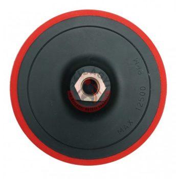 Gumitányér 125 mm