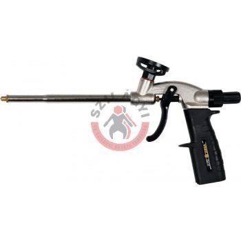 Purhab pisztoly fém teflon bevonatos