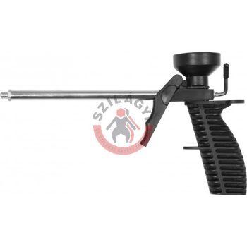 Purhab kinyomó pisztoly (műanyag)