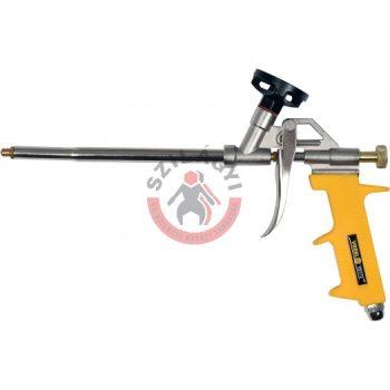 Purhab kinyomó pisztoly (fém)