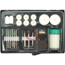 TOYA 25412 Mini csiszoló készlet 17 részes