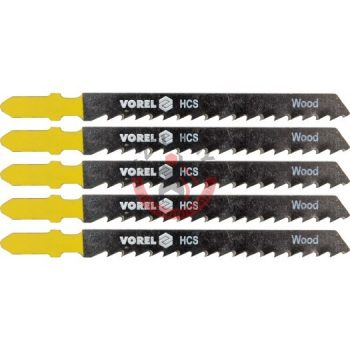 Szúrófűrészlap PVC/fém 100/75 mm 5db