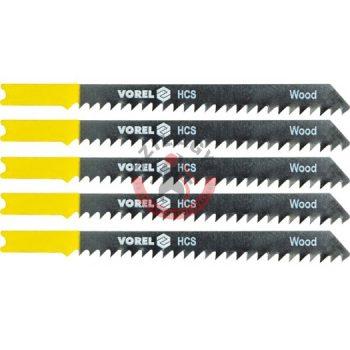 Szúrófűrészlap PVC/fa 100/75 mm 5db