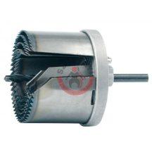 TOYA 28690 Körkivágó készlet fához 26-63 mm, 50 mm vágás mélység