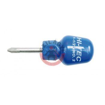 Csavarhúzó kereszthornyos HI-TEC PH2x38mm