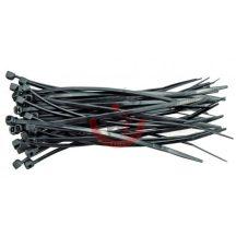 TOYA 73894 Kábelkötegelő 2,5 x 190mm / 100db / fekete