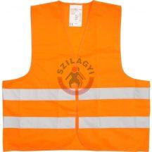 """TOYA 74661 Láthatósági mellény """"XL"""" (narancssárga)"""