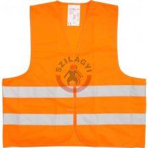 """TOYA 74663 Láthatósági mellény """"XXXL"""" (narancssárga)"""