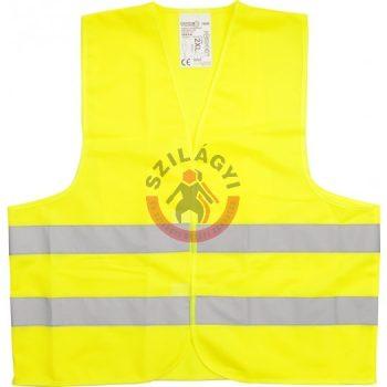 """TOYA 74665 Láthatósági mellény """"XL"""" (sárga)"""
