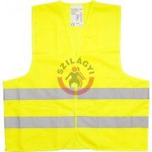 """TOYA 74667 Láthatósági mellény """"XXXL"""" (sárga)"""