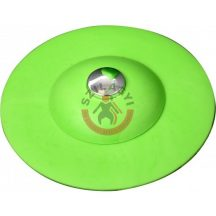 TOYA 74784 Univerzális mosogató dugó szilikonos zöld