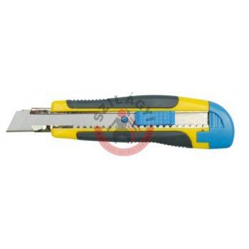 Tapétavágó kés 18 mm gumirozott