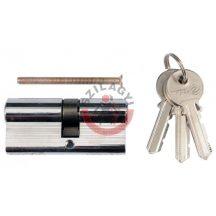 Zárbetét  62 mm 31/31 (3 kulcsos)