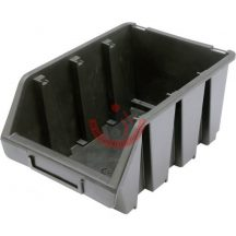 TOYA 78833 Tároló doboz műanyag 170x240x126