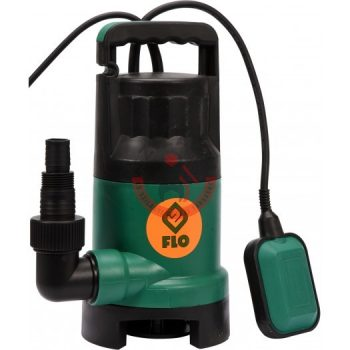 Szennyvízszivattyú 900W (műanyag házas)