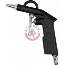 Lefuvató pisztoly rövid 2mm