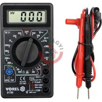 TOYA 81780 Digitális multiméter