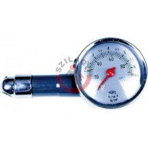 Gépkocsi nyomásmérő 0.05-0.75MPa 0.5-7.5 bar