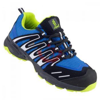 Urgent Cipő 45 Apuro 242 S1 EVA/gumi kék