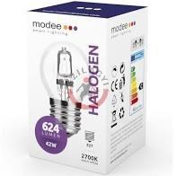 Modee Smart Lighting ECO Halogén izzó Classic MINI 42W E27