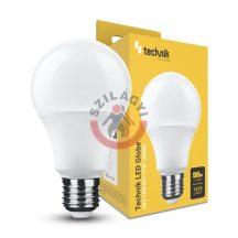 LED Fényforrás Globe A65 15W E27 4000K