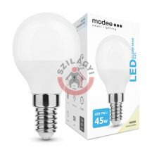 Modee Lighting LED Izzó Globe Mini G45 7W E14 180° 4000K