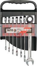 YATO 0208 Racsnis csill-vill kulcs készlet 7 részes