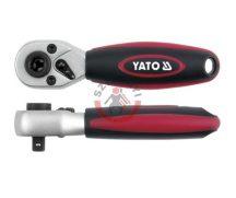 "YATO 0331 Racsnis hajtókar 1/4"" rövidített"