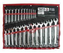 YATO 0365 Csill-Vill kulcskészlet 6-32mm, 25r