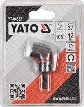 """YATO 04632 Sarok csavarhúzó 1/4"""" 37mm 105°"""