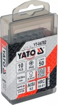 YATO 04782 Bithegy 50mm PH2 1/4""