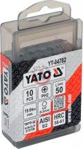 "YATO 04782 Bithegy 50mm PH2 1/4"""