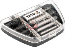 """YATO 0590 Törtcsavar kiszedő M3 - M25, 1/8"""" - 1"""""""