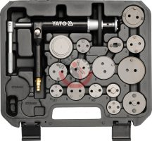 YATO 0671 Pneumatikus készlet fék-munkahengerekhez 16 részes