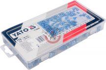 YATO 06888 Zsírzógomb készlet 110 részes