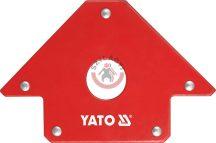 YATO 0864 Hegesztő sablon 102x155x17mm