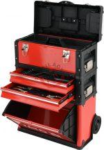 YATO 09104 Gurulós koffer szerszámokkal 78 részes