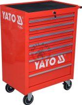 YATO 0914 Szerszámos kocsi 7 fiókos
